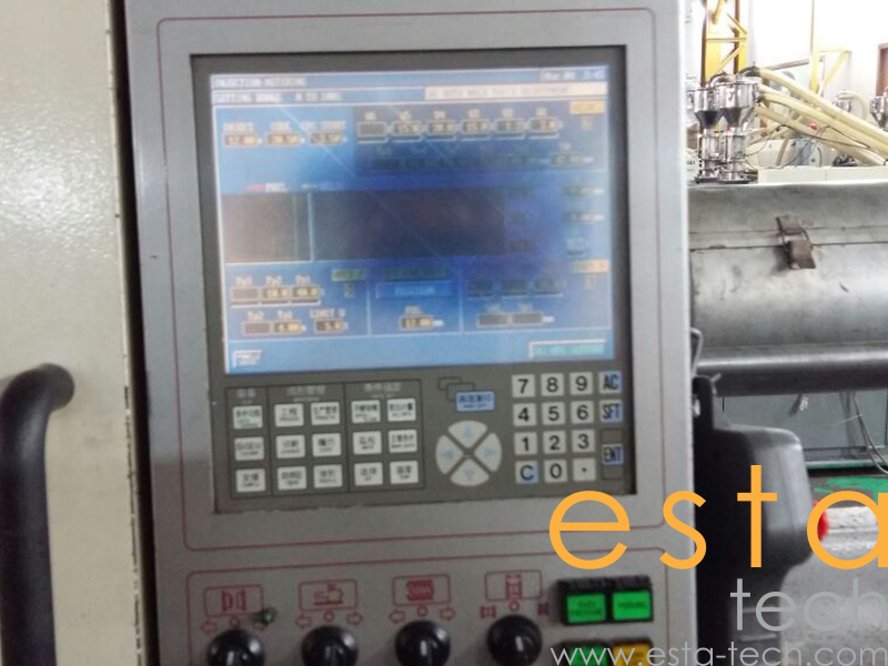 nissei injection molding machine for sale