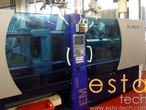 Battenfeld EM1600-350 UNILOG B4 Electric Injection Moulding Machine