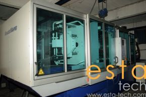 Krauss Maffei 320/2700 C3 (2007) Plastic Injection Moulding Machine