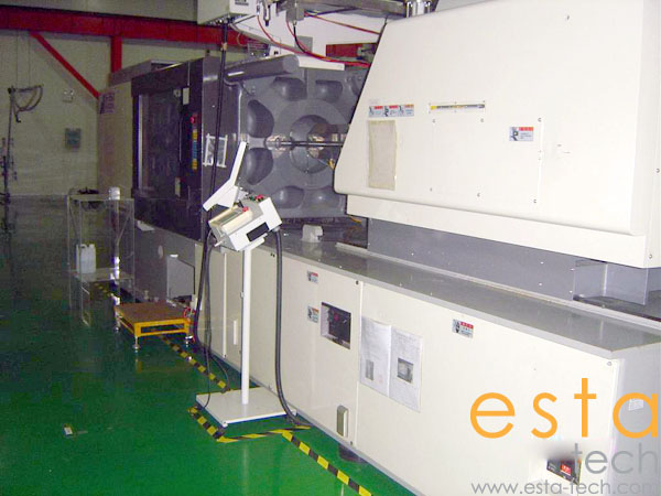 Toyo Si350 Injection Mold Machine